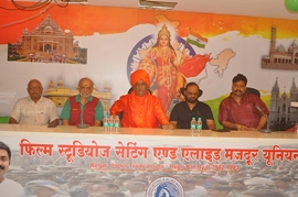 Glimpses of Gurujee Kumaran Swamiji of 5th Sanathan Dham at comedia