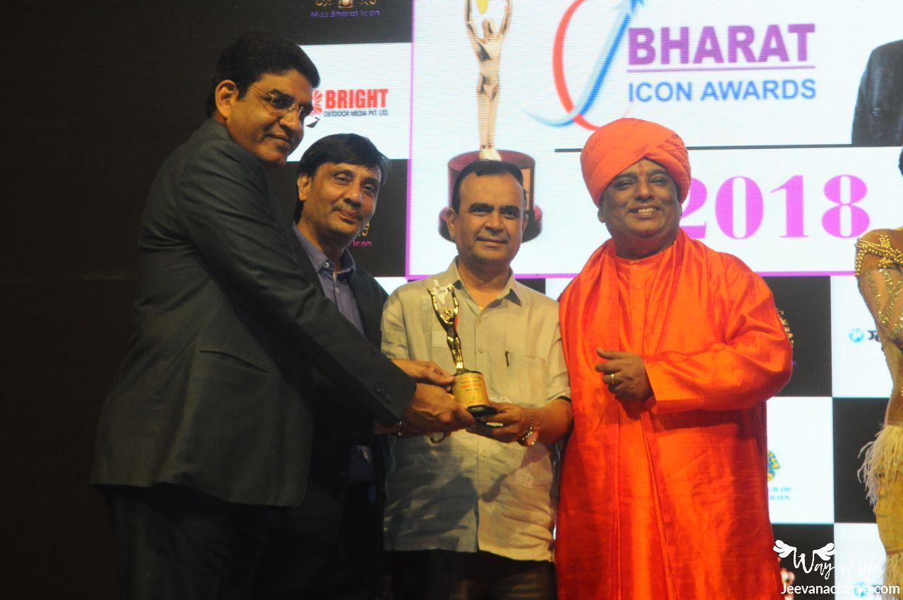 Bharat Icon Awards 2018